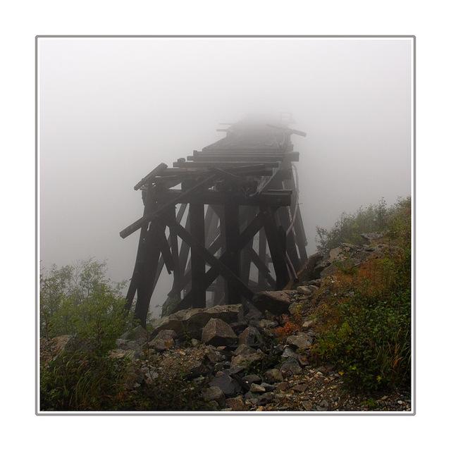 Yukon bridge Alaska and the Yukon