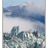Hubbard misty mountains - Alaska and the Yukon