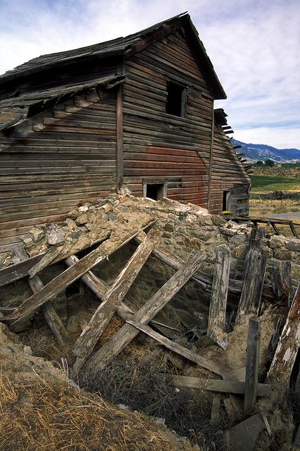 ok barnhouse Abandoned