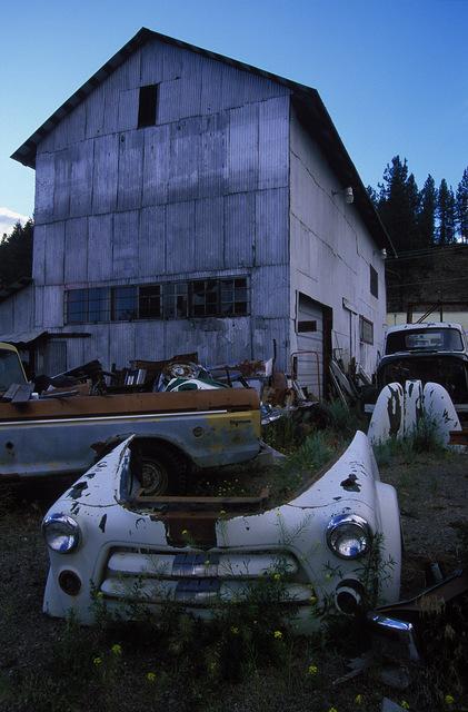 ok repair Abandoned