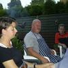 BBQ bij Ruud en Wil 07-08-0... - Bij de achterburen