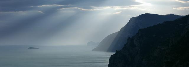 amalfi drive panorama Panorama Images
