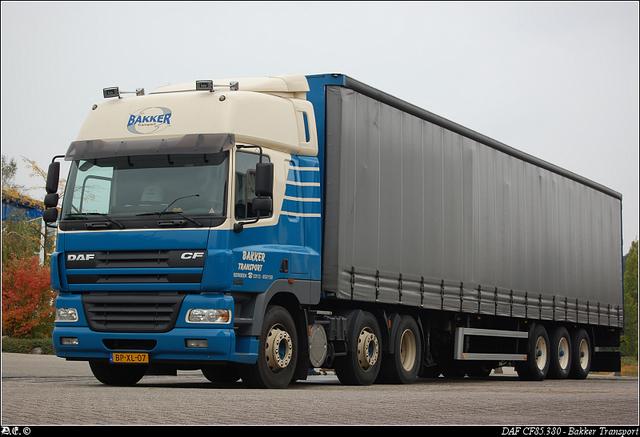 Bakker Bakker Transport - Eerbeek