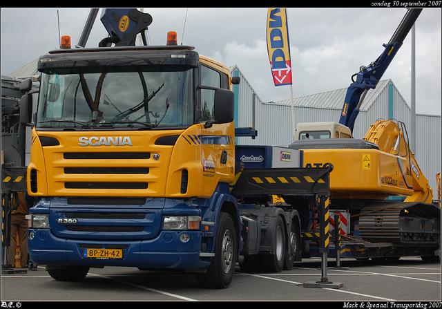 DSC 5178-border Mack & Speciaal Transportdag 2007