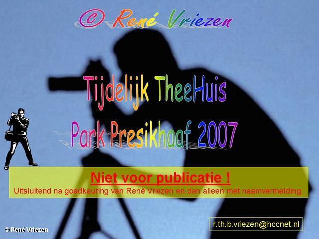 René Vriezen 2007-08-12 #0000 Park Presikhaaf Tijdelijk Theehuis 2007