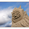 Sand Sculpture 01 - Vancouver Island
