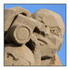 Sand Sculpture 02 - Vancouver Island