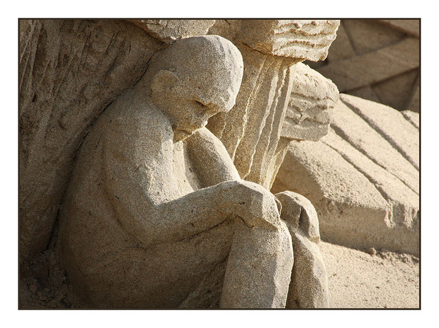 Sand Sculpture 08 Vancouver Island