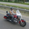 CIMG3452 - Billboards, Bikes, Roadsighns