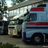 Thom Mulder Volvo FH400 - 100 jarig bestaan M.S