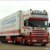 Fv Cargo Scania 164 -480 - Special: Fv Cargo Scania 16...