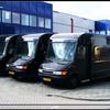 UPS 3line up-border - Truck's spotten in Rotterda...