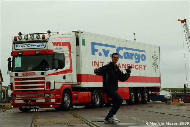 Hendrik Special: Fv Cargo Scania 164 - 480