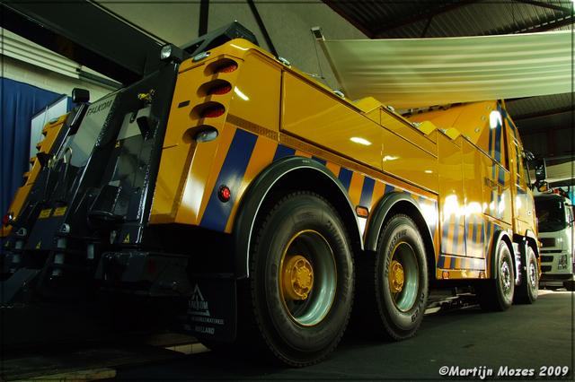 Broekhuizen Volvo FH16 - 660 100 jarig bestaan M.S. de Vries & Zonen