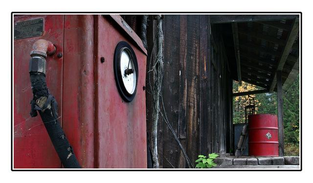 gas pan Vancouver Island