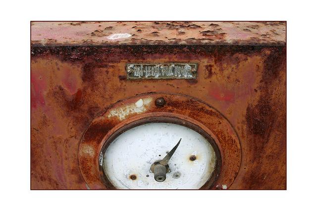 gas Abandoned