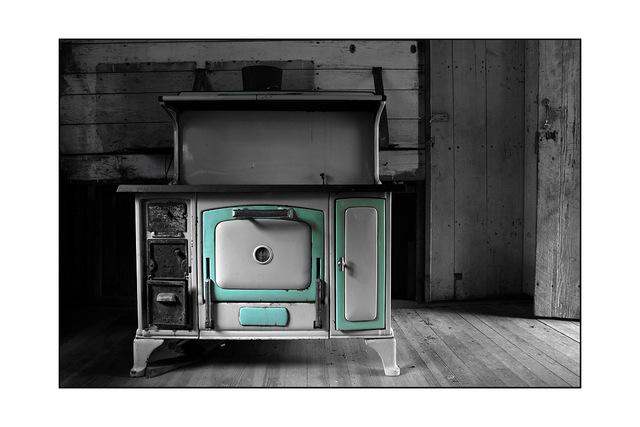 stove Abandoned