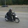 CIMG5034 - Billboards, Bikes, Roadsighns