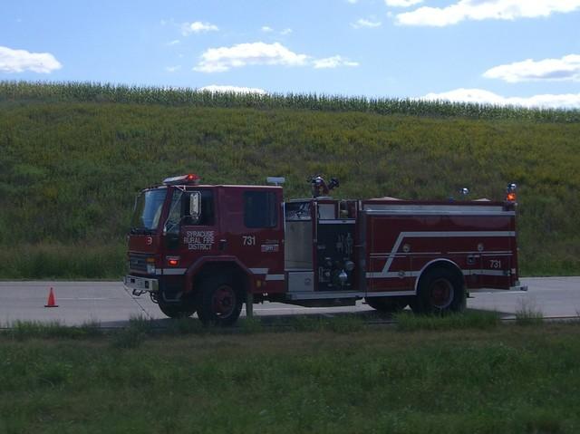 CIMG4620 Radiowozy, Fire Trucks