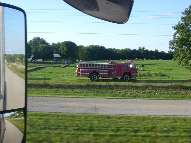 CIMG4520 Radiowozy, Fire Trucks