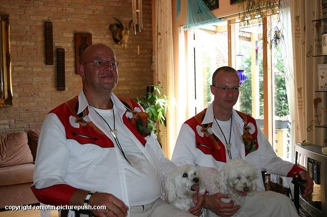 js1024 IMG 7503 Huwelijk 2006 - Middag en Diner