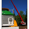 Truck and Crane - Automobile