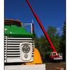 Truck and Crane - Automobile