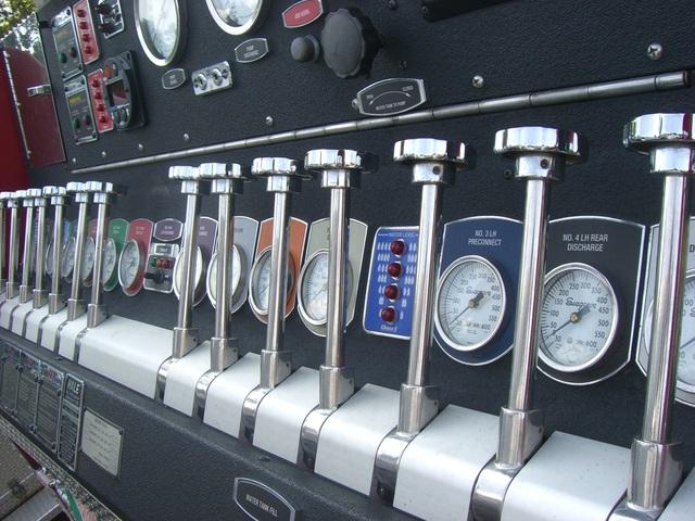 CIMG7868 Radiowozy, Fire Trucks