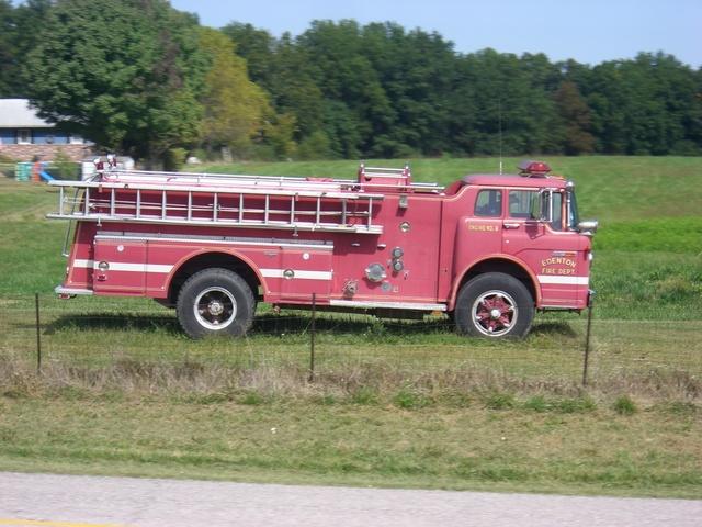 CIMG6737 Radiowozy, Fire Trucks