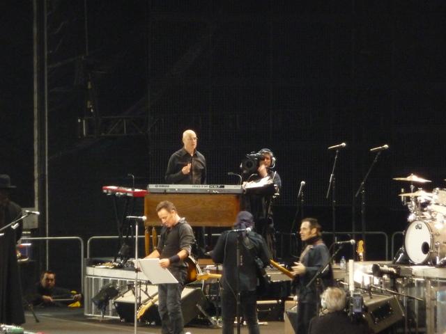 P1030730 Bruce Springsteen - Giants Stadium - 9/30/2009