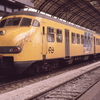 DT0040 525 Amsterdam CS - 19860729 Treinreis door Ned...