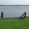DSC07541 John v Hoorn, Loek... - Oliebollenloop 31 dec 06