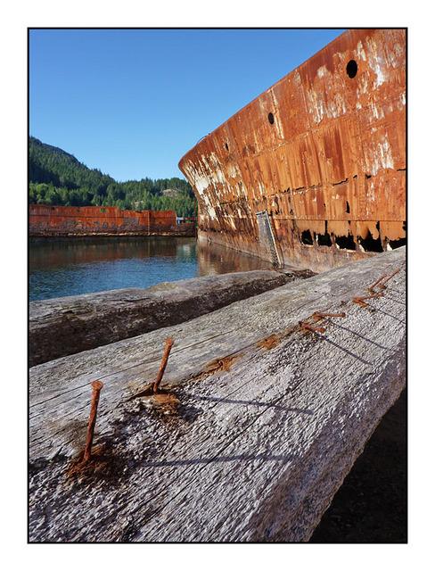 Kelsey Bay 6 Abandoned