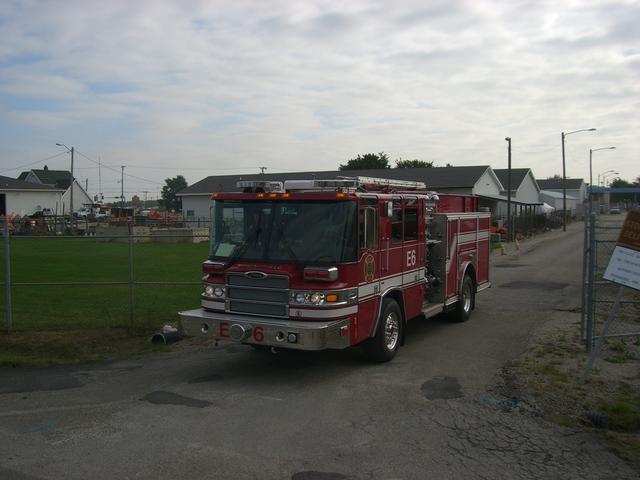CIMG7919 Radiowozy, Fire Trucks