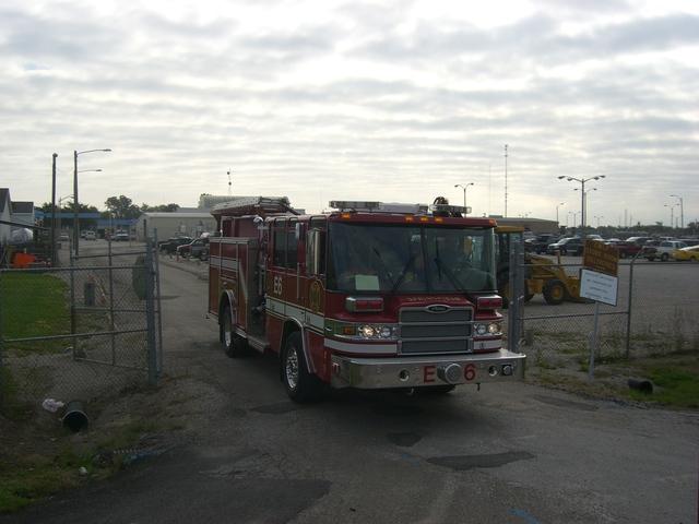 CIMG7918 Radiowozy, Fire Trucks