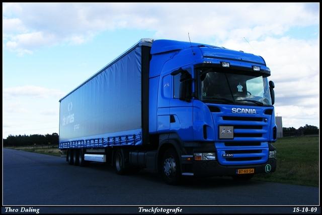 Vries Transportgroup, de - Veendam  BT-HX-54    21 Vries Transportgroup BV, De - Veendam