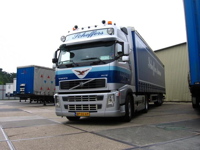 Scheffers Truck Algemeen