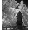 infra cemetary - Infrared photography