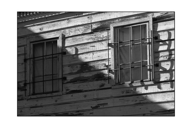 b&w windows Black & White and Sepia