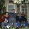 Wesley, Niels, Ron 29-11-09 - In huis 2009
