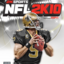 Drew Brees 2K10 Cover - NFL 2K