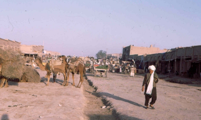 herat2 - Afghanstan 1971, on the road