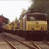 DT1194 1150 543 2227 2240 2... - 19871010 Treinreis door Ned...