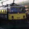 DT1197 1501 Rotterdam CS - 19871010 Treinreis door Ned...