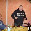 Cena di Natale 2009 a spezia con Luk