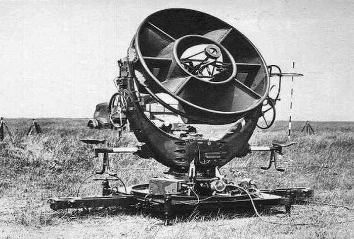 radar 14 -