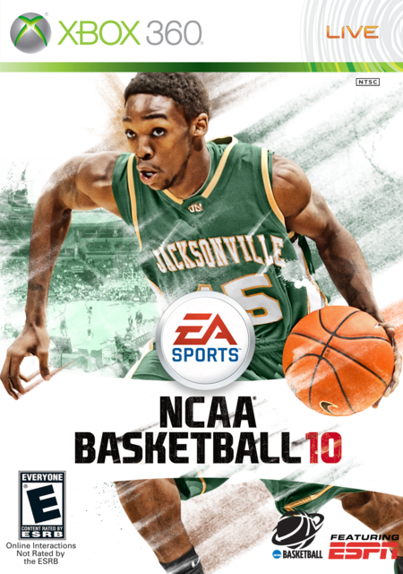 Chris Edwards 10 Cover by CSC NCAAB
