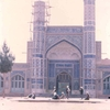 herat mosk 4 - Afghanstan 1971, on the road