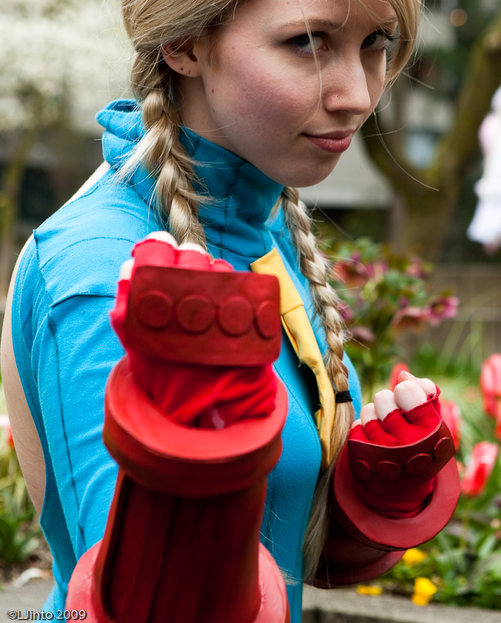 sexy street fighter cosplay 005 -