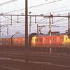 DT1502 3020 Roosendaal - 19871222 Treinreis Belgie N...